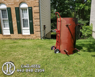 Home Heating Oil Tank Inspection, Removal, Replacement Services MD, DC, DE, VA
