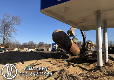 Commercial Industrial Tank Inspection, Removal, Replacement Services MD, DC, DE, VA